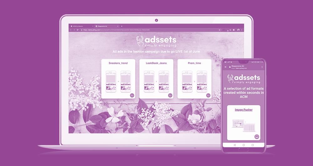 New Demo site ad decisioner